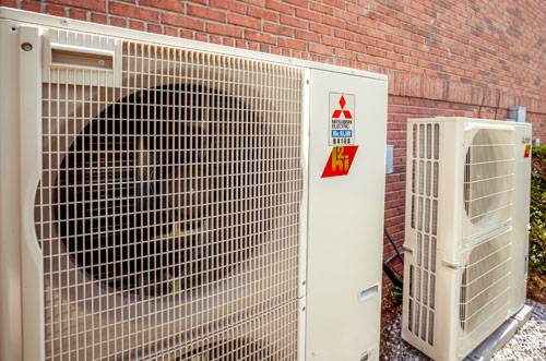 Ductless Installation Redding